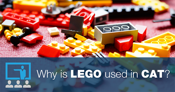Why is LEGO Used in CAT?