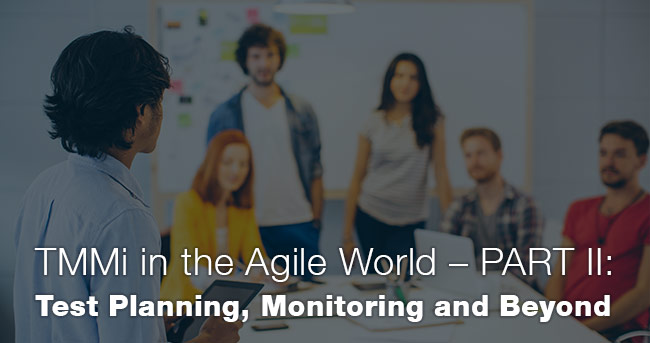 TMMi in the Agile World