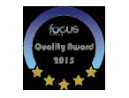 Focus On Training Award