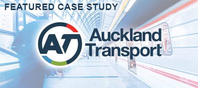 Featured Case Study: Auckland Transport