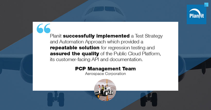 PCP Management Team, Aerospace Corporation