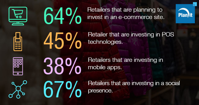 E-Commerce a Priority for Many Retailers