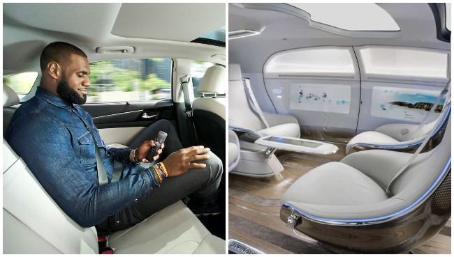 Interior now and interior future