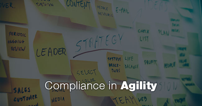 Compliance in Agility