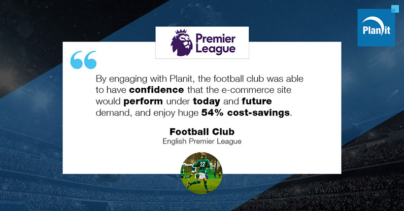 Read the Premier League Football Club Case Study
