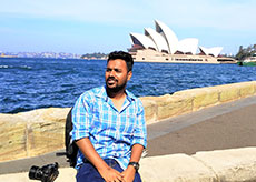 Life at Planit: Indrajeet's Flight to Sydney