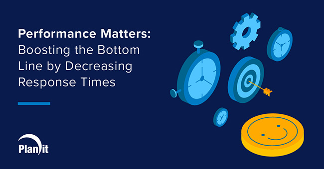 Title: Performance Matters: Boosting the Bottom Line by Decreasing Response Times