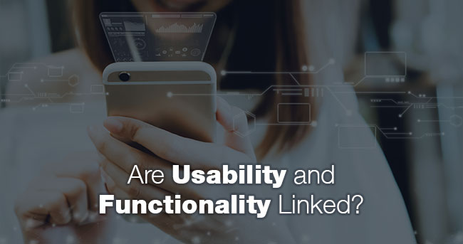 Are Usability and Functionality Linked?
