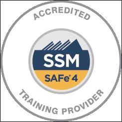 Accredited SSM SAFe 4 Training Provider