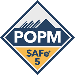 Accredited POPM SAFe 5 Training Provider